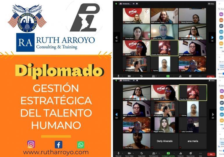 #RuthArroyo | DIPLOMADO EN GESTIÓN ESTRATÉGICA DEL TALENTO HUMANO
